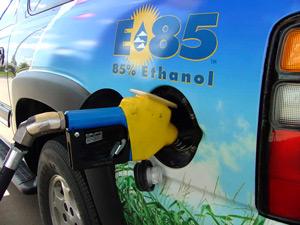 Биоэтанол — реальная альтернатива бензину