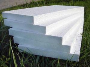 Теплоизоляция из пенопласта в строительстве