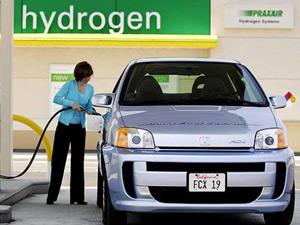 Водород против нефти