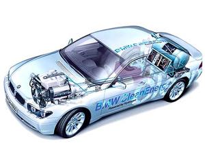 Автомобили на водороде: ДВС против топливных элементов