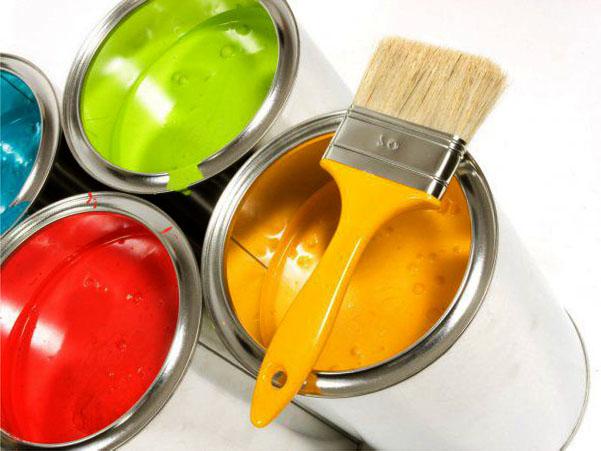 Энергосберегающие краски