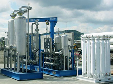 Основные способы получения водорода