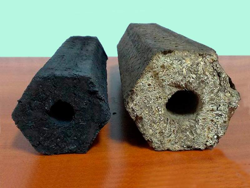 Что такое «топливные брикеты»?
